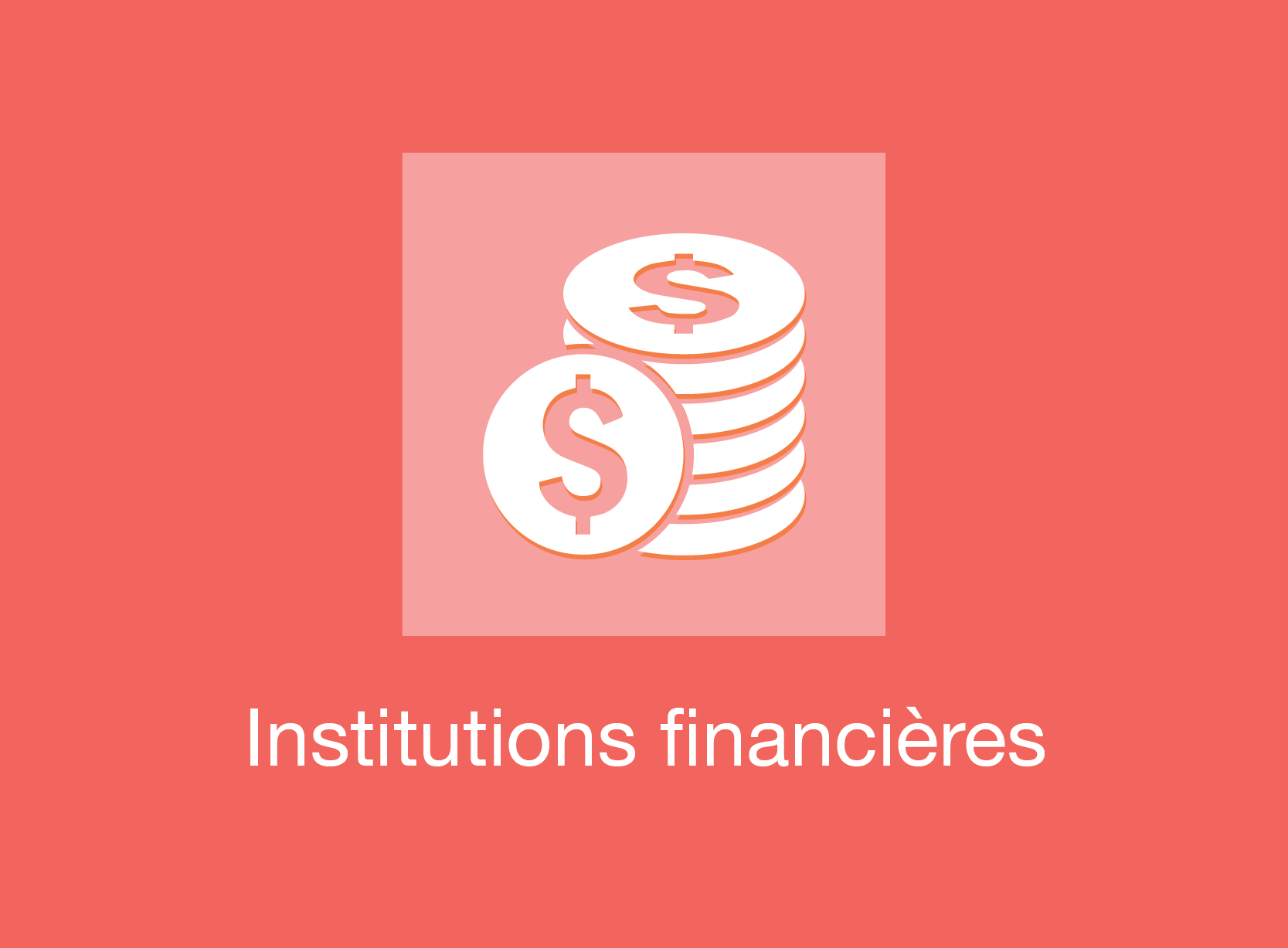 Partenariats : Institutions financi�res